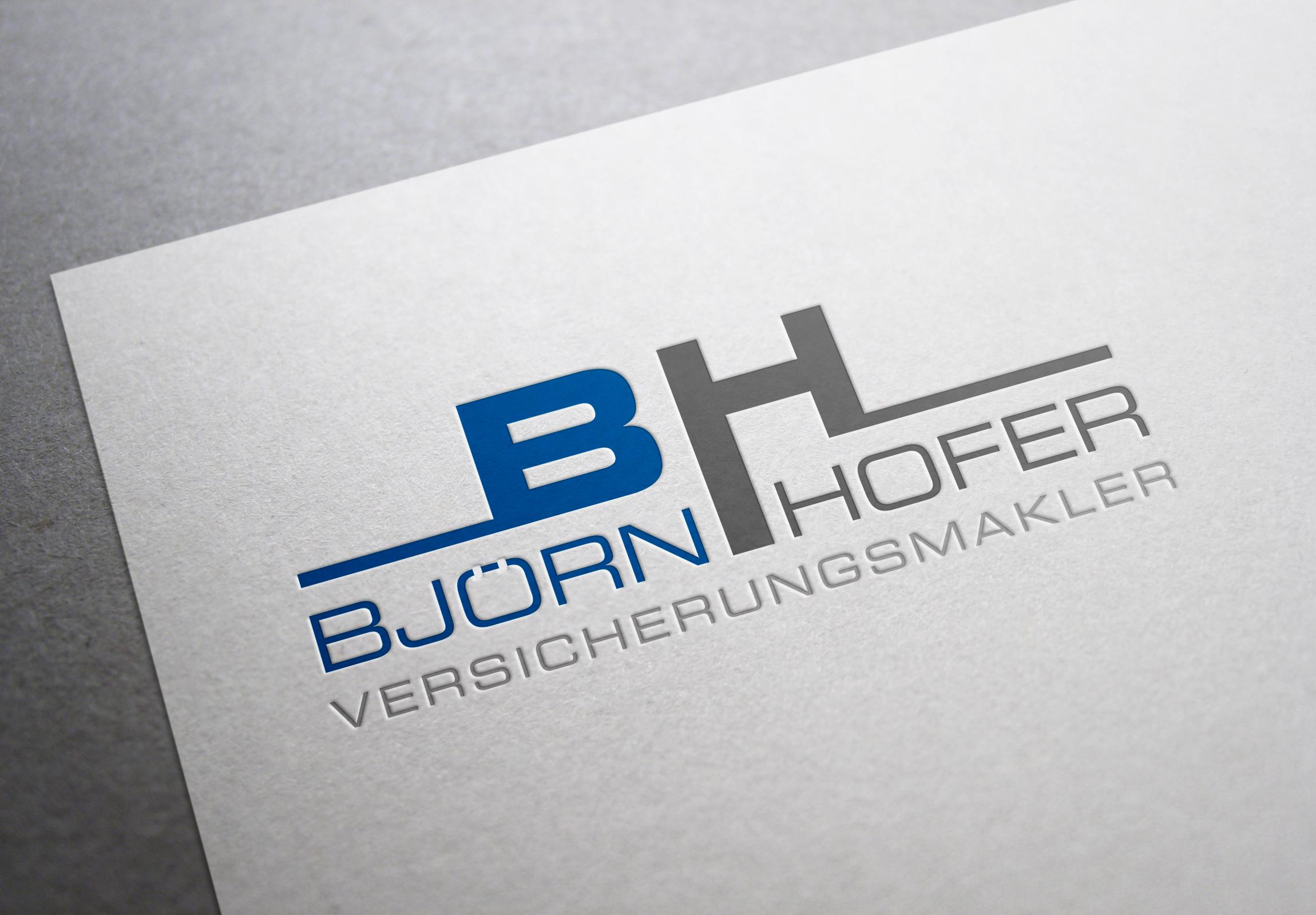Logo Björn Hofer