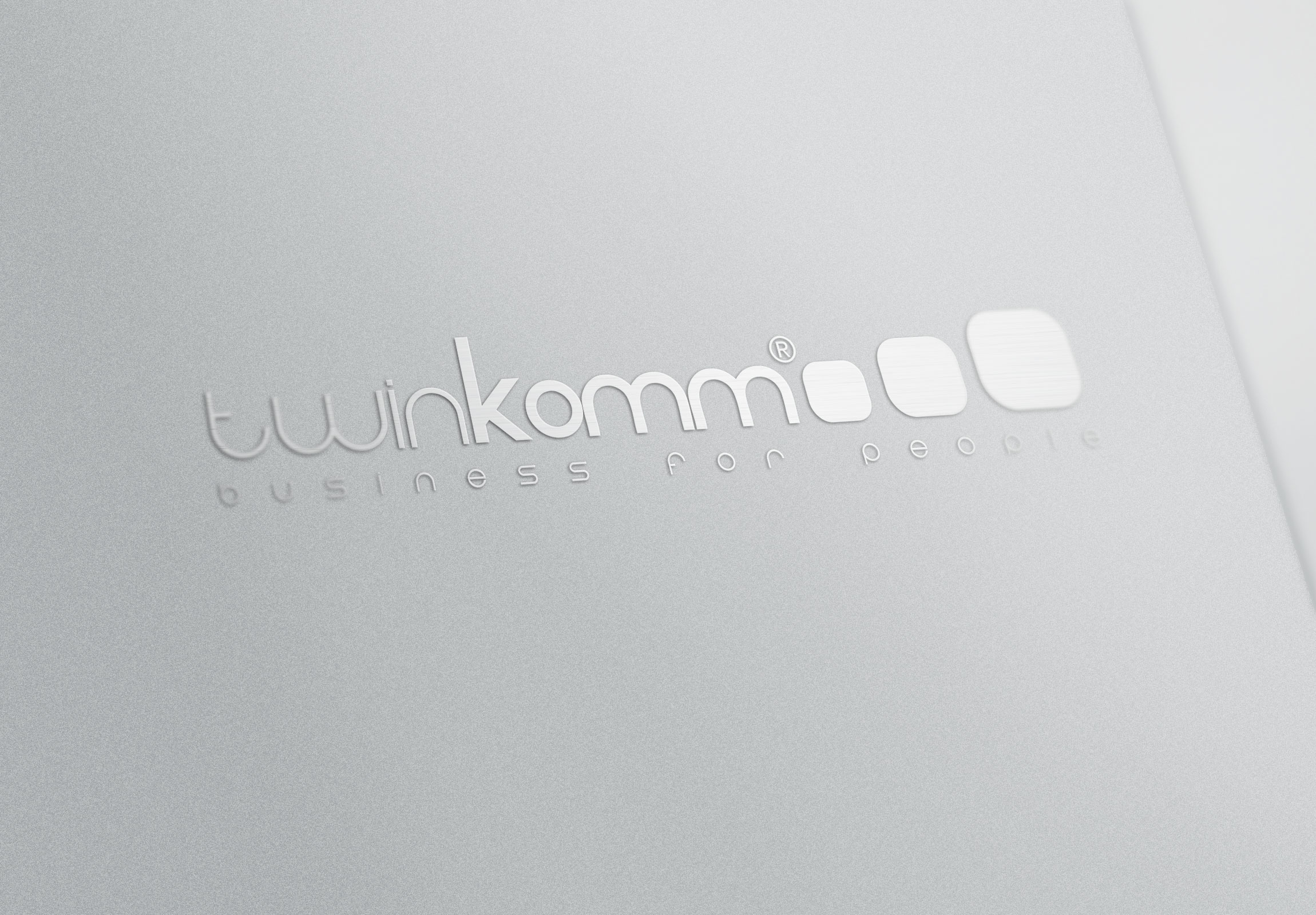 Logodesign Twinkomm