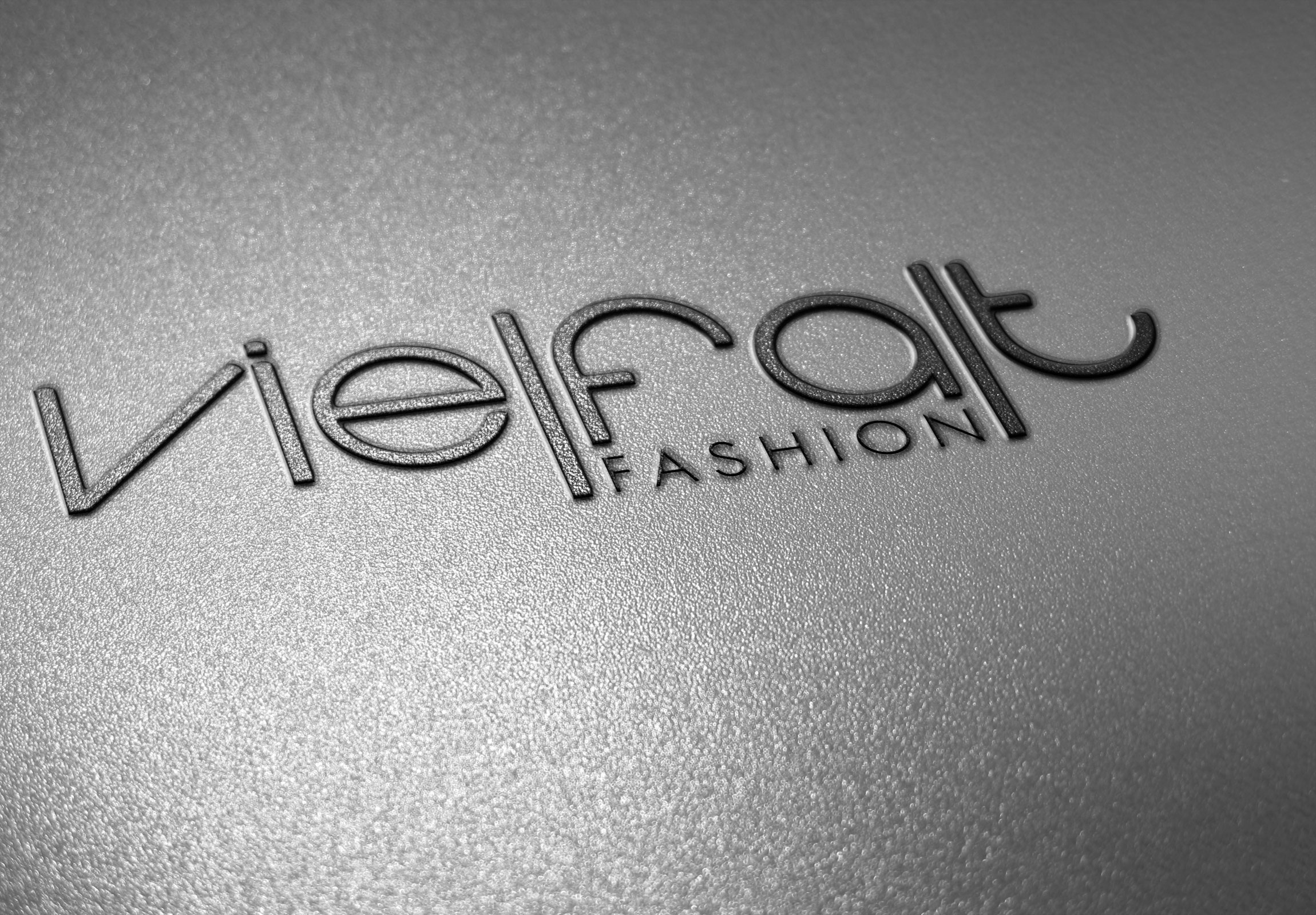 Logodesign Vielfalt Fashion