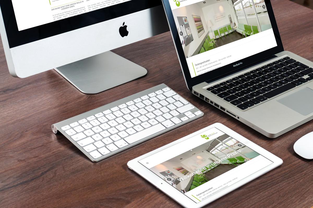 Webdesign/CMS Dr. Heck